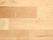 Model Maple Hardwood Natural No Stain