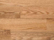 Model Red Oak Natural No Stain