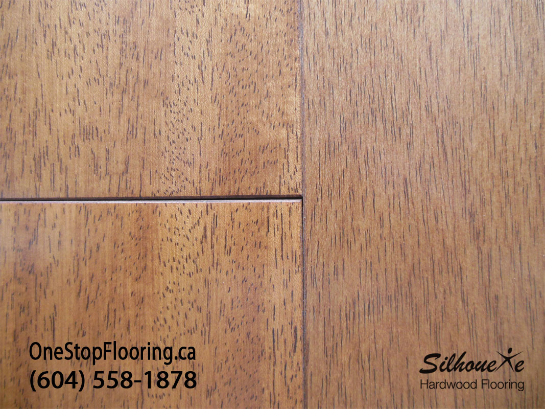 Silhouette Exotic Hardwood Flooring Burnaby 604 558 1878