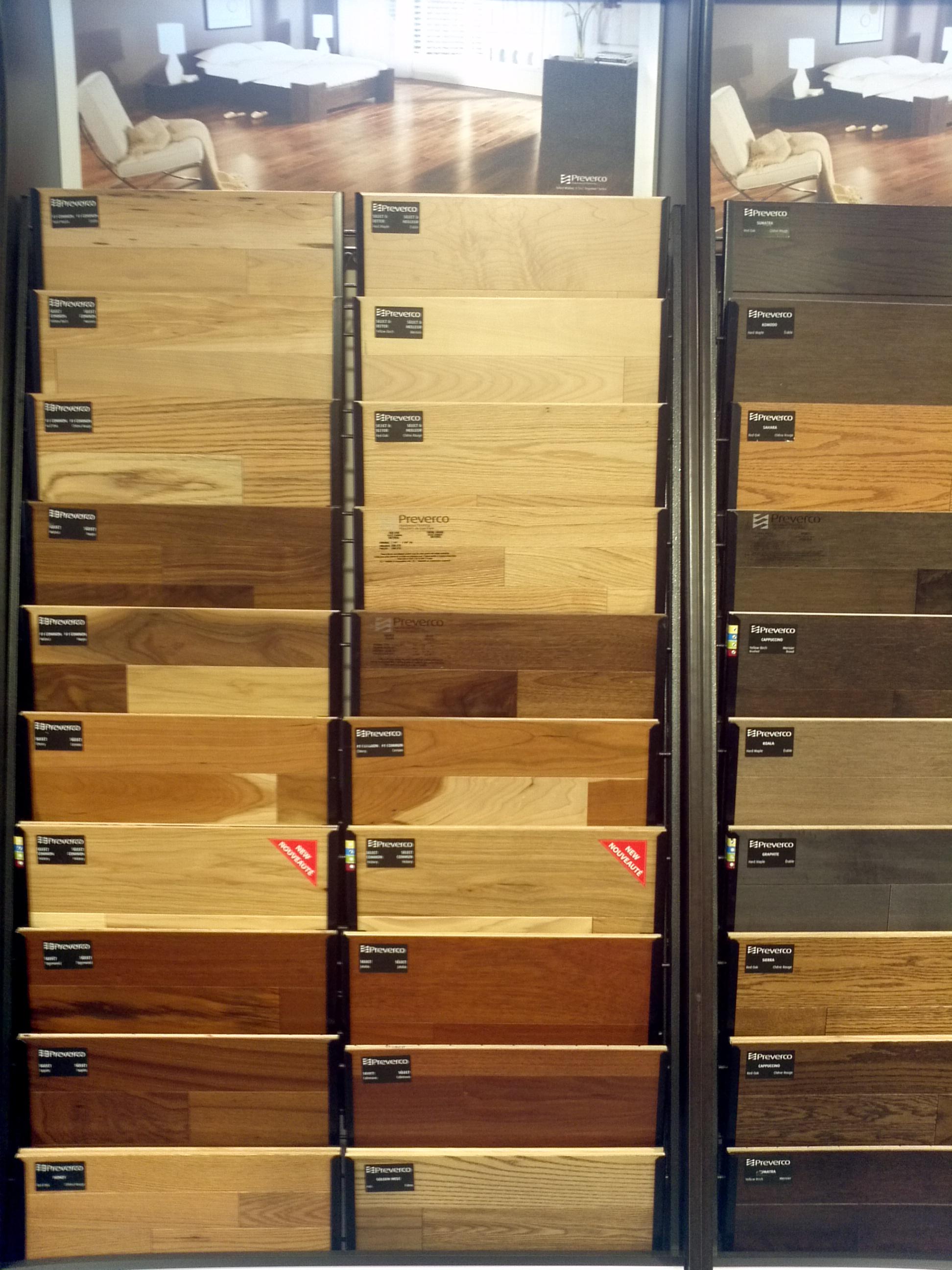 Preverco Hardwood Flooring 604 558 1878