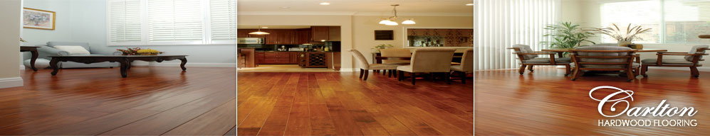 carlton hardwood floors